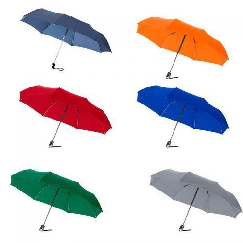 """Paraguas automático de 3 secciones """"Alex"""" 21,5"""""""