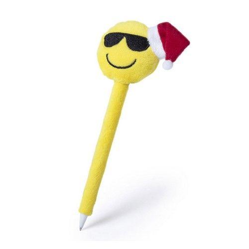 Bolígrafo Smiley Navidad