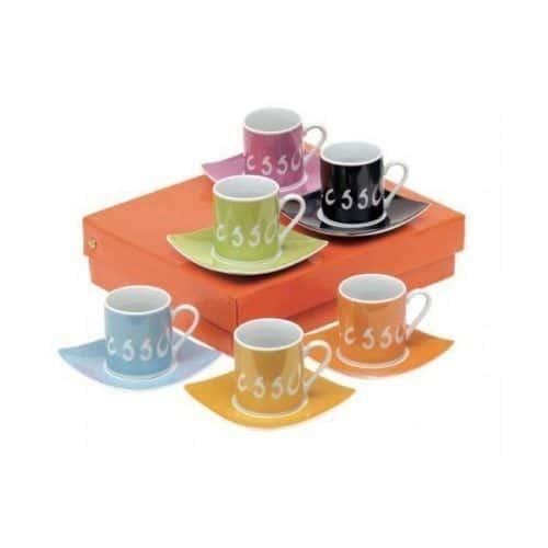 Set de café expreso