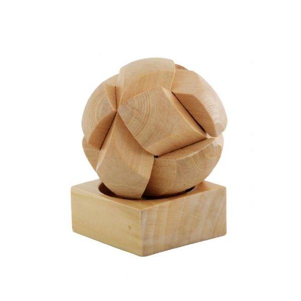 Puzzle  ROUND DEXTERITY, marrón
