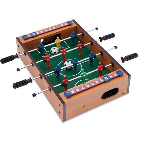 Mini futbolín
