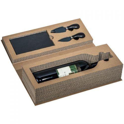 Set de vino en caja