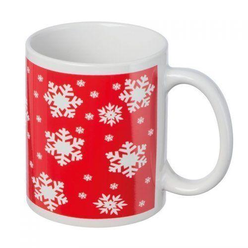 Taza cerámica Navidad