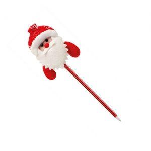 Bolígrafo Santa en rojo