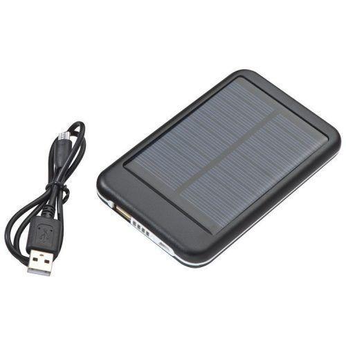 Batería solar 4.000 mAh