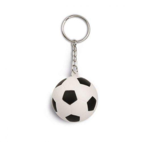 Pelota fútbol llavero antiestrés