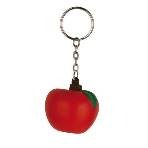 Manzana antiestrés llavero