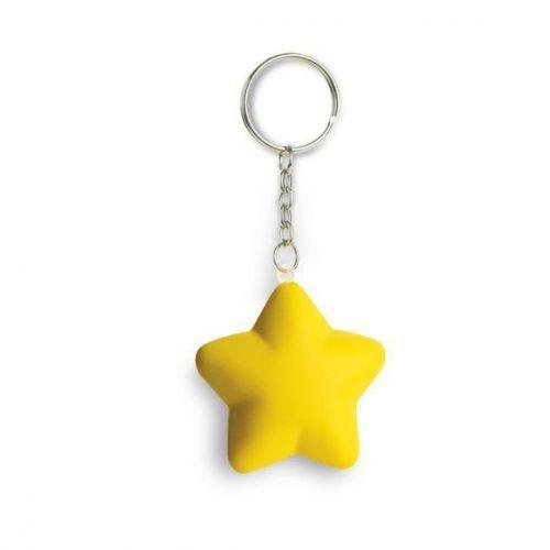 Llavero antiestrés Estrella