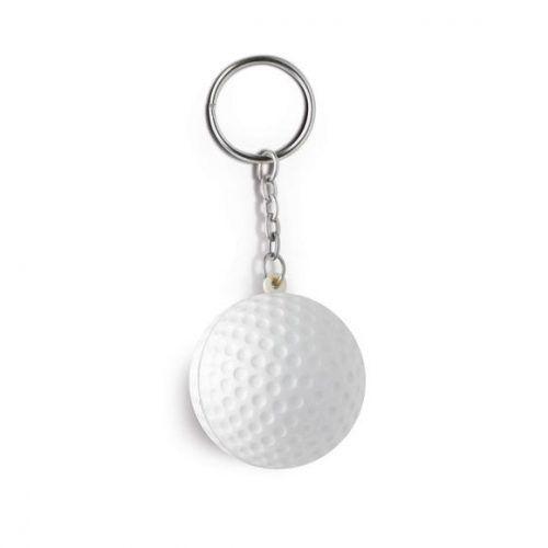Pelota golf llavero antiestrés