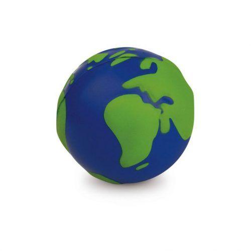Antiestrés bola del mundo