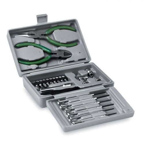 Set de herramientas 25 piezas