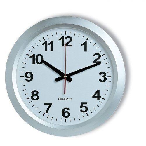Reloj de pared analógico