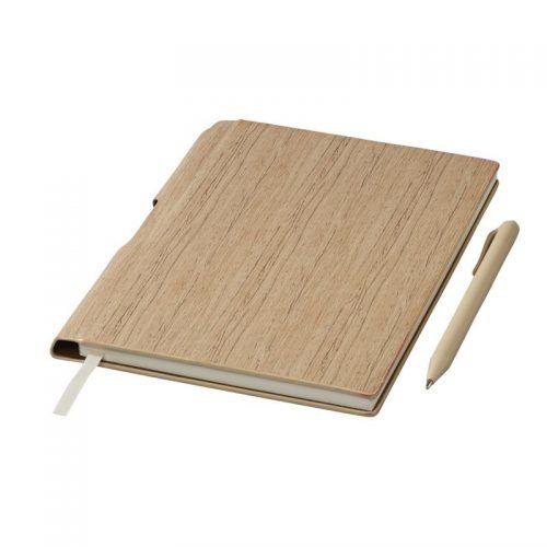 Libreta madera A5