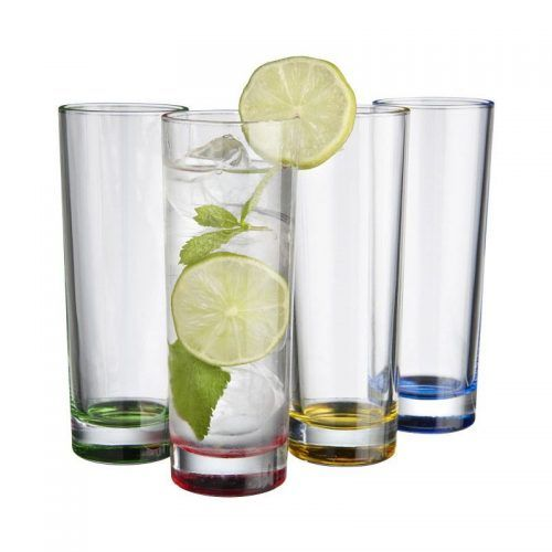 """Set de 4 vasos """"Rocco"""""""