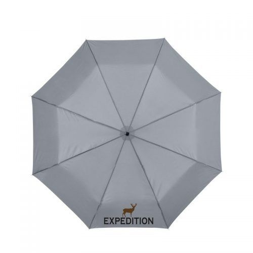 "Paraguas 3 secciones, 21,5"""