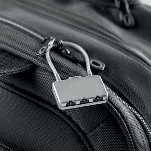 Candado para maletas