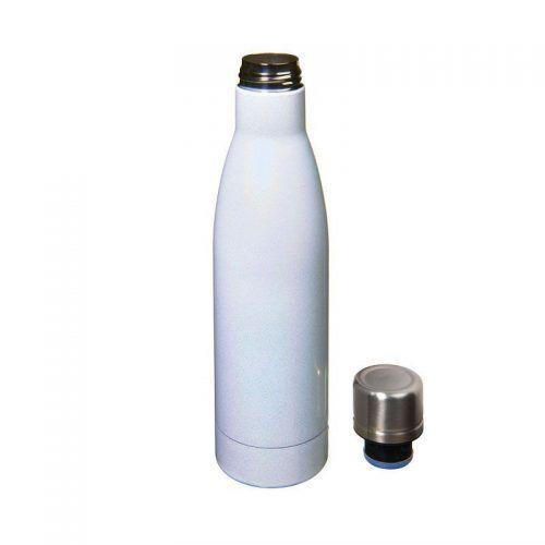 Botella isotérmica con aislmiento de cobre y con tu logo