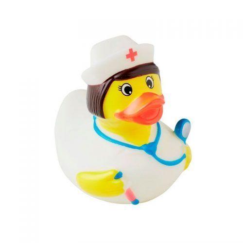 Patito enfermera para baño.
