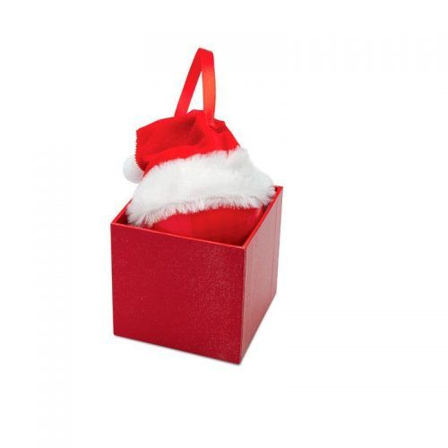 Bola navidad Papa Noel.
