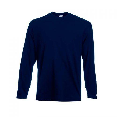 Camiseta manga larga personalizables