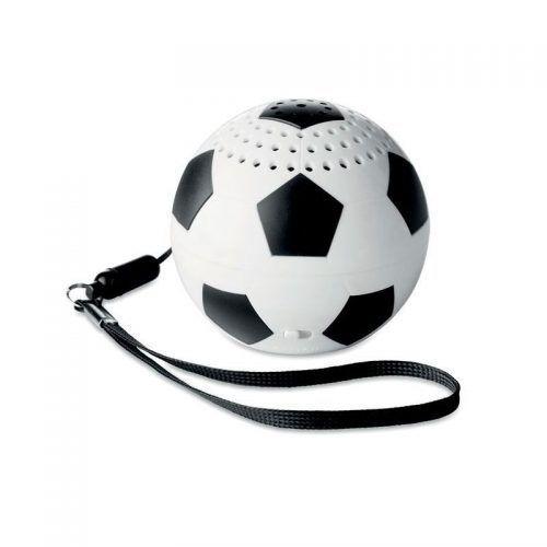 Altavoz Bluetooth de fútbol