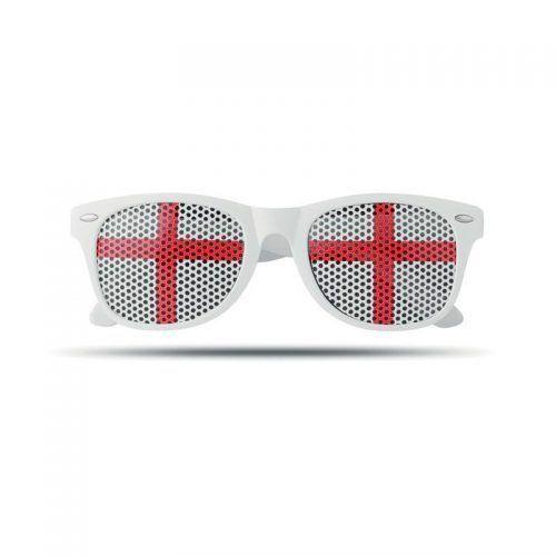 Gafas con bandera para regalo promocional