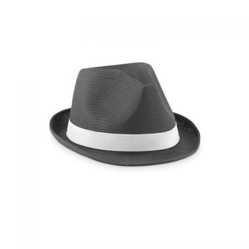 Sombrero de paja de color personalizables
