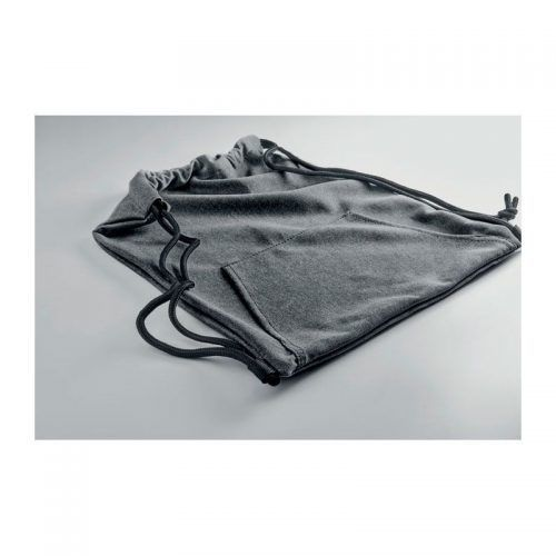 Bolsa de cuerdas con bolsillo personalizable