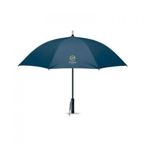 Paraguas con luz