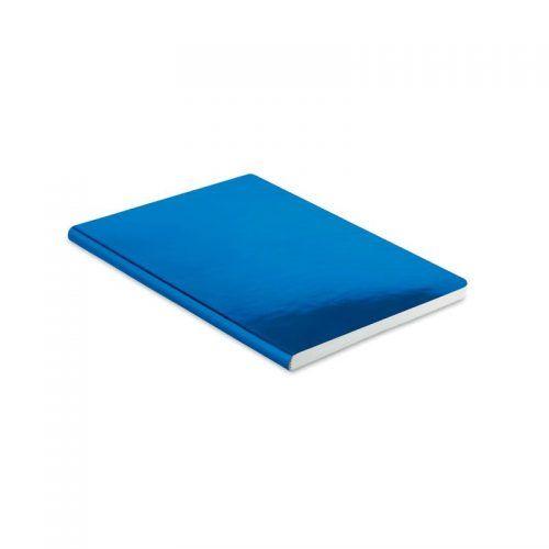 Cuaderno de notas tapa blanda
