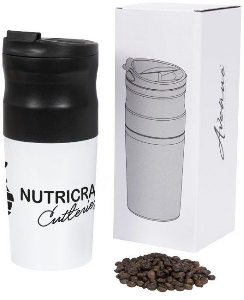 Cafetera eléctrica portátil personalizable