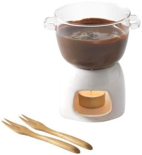 Set de fondue para Chocolate