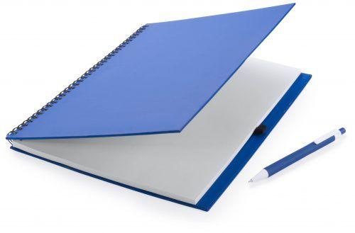 Libreta técnica A4 personalizable