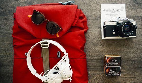 Una persona una mochila | Encuentra tu estilo y carga con todo