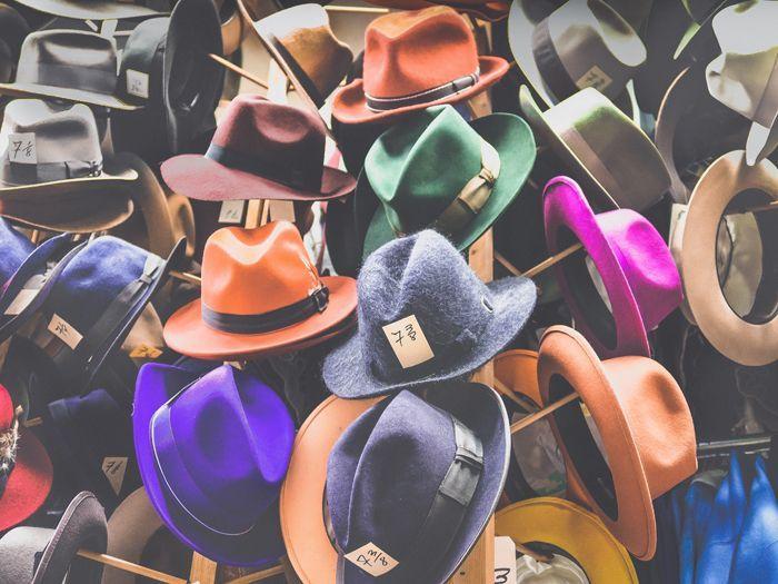 Gorras personalizadas y sombreros publicitarios | Métetelos en la cabeza