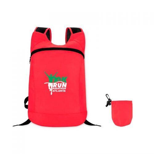Mochila deportiva merchandising