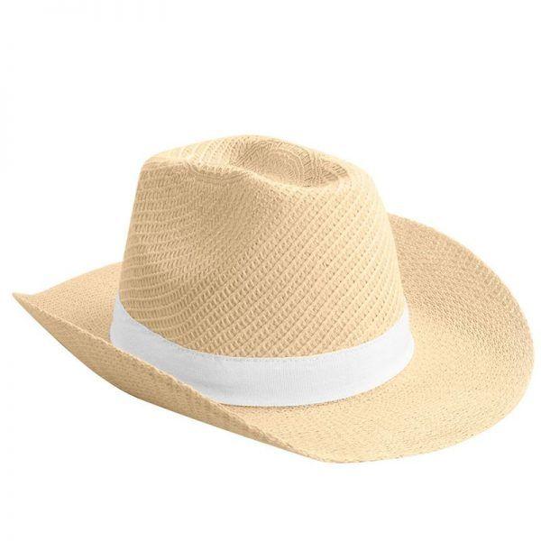 Sombrero publicitario West,   con opción de marcaje en cinta cosida, de varios colores 1