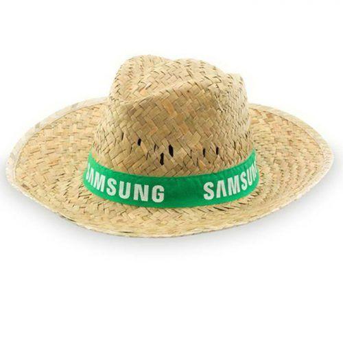 Sombrero personalizable con cinta