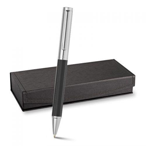 Bolígrafo en metal con tu logo