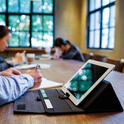 Portafolios para tablet con tu logo