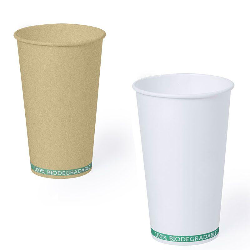 Vaso reciclado para merchandising