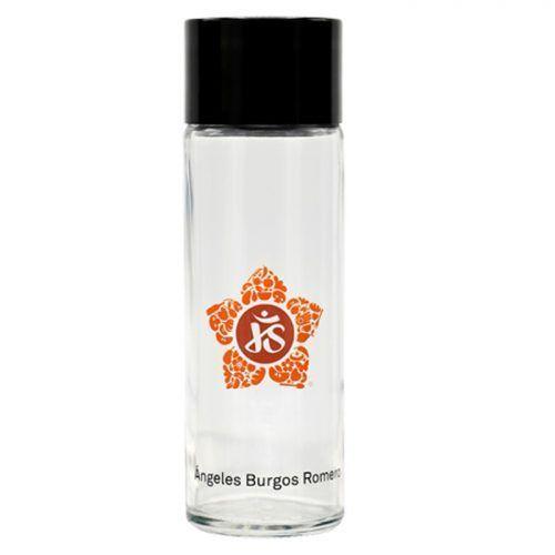 Botella de cristal clásica con tu logo