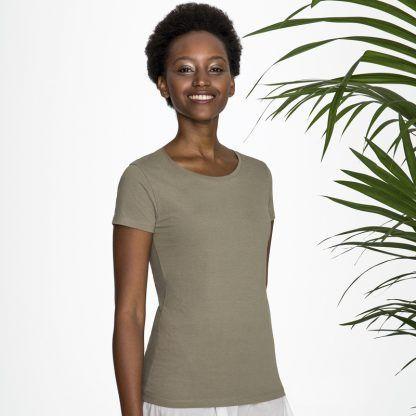 Camiseta manga corta eco