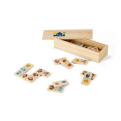 Domino infantil merchan