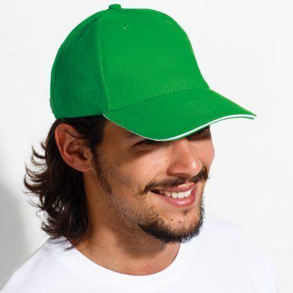 Gorra rígida con tu logo