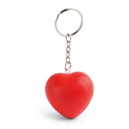 Llavero corazón antiestrés