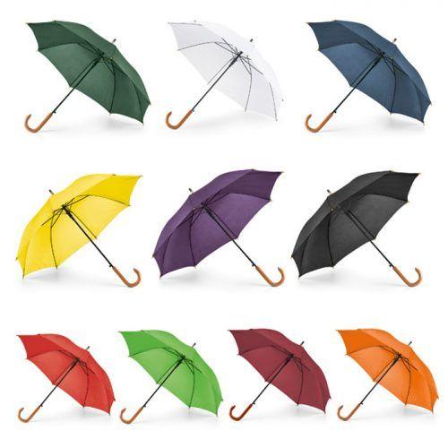 Paraguas personalizable automático