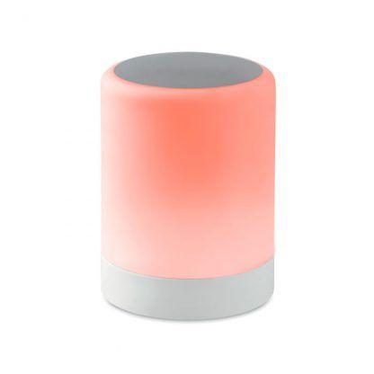 Power bank con luz personalizada