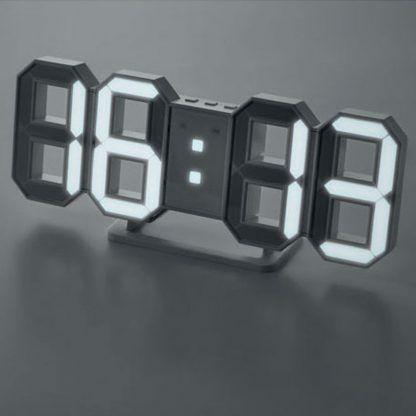 Reloj LED merchandising