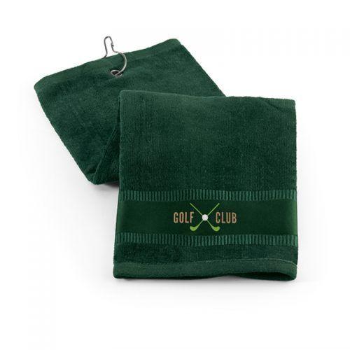 Toalla golf con tu logo